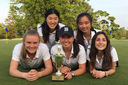 Girls' Golf Team Wins 2017 MAPL & State Championships