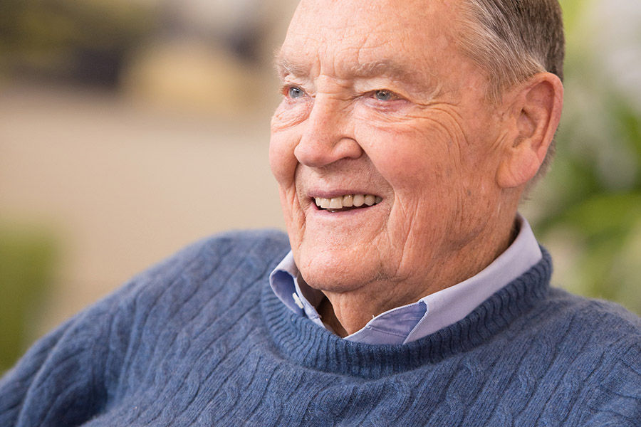 Jack Bogle '47 Named in Forbes as one of the Greatest Living Business Minds