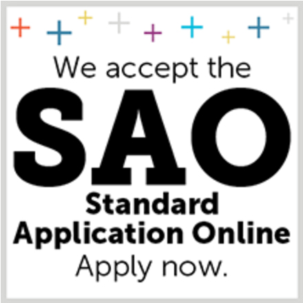 standard application online button
